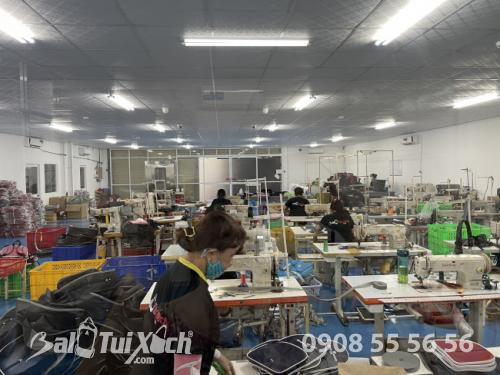 Hệ thống BaloTuiXach khai trương phân xưởng thứ 3 tại TPHCM  - Ảnh: 7