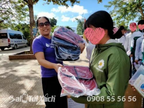 Sản xuất balo học sinh cho tổ chức thiện nguyện, từ thiện, hiệp hội học sinh, phụ huynh các trường mầm non, tiểu học quốc tế  - Ảnh: 4