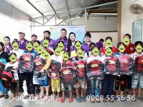 Chương trình thiện nguyện BaloTuiXach tặng balo cho các trẻ em vùng cao, 617, Huyền Nguyễn, Balo túi xách, 18/06/2021 12:36:29