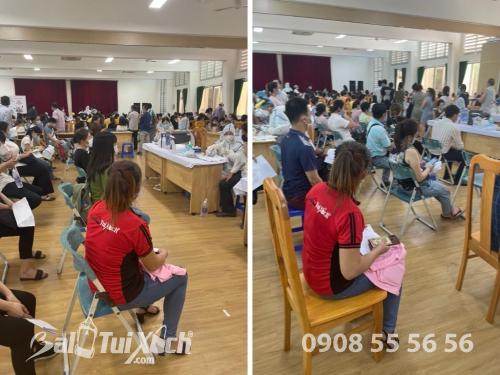 BaloTuiXach hoàn thành nghĩa vụ chích ngừa Covid-19 cho nhân viên, 621, Huyền Nguyễn, Balo túi xách, 29/06/2021 17:55:39