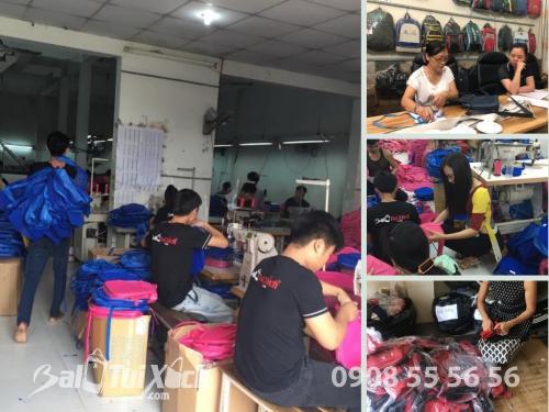 Balo túi xách giới thiệu xưởng sản xuất ba lô, xưởng may balo giá rẻ, 623, Hải Lý, Balo túi xách, 02/08/2021 16:51:22