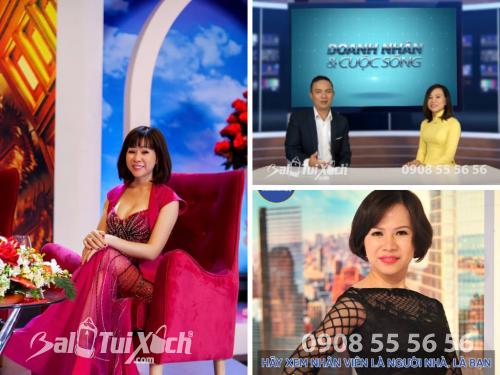 Chủ tịch BaloTuiXach tiết lộ lý do 3 lần ngồi ghế nóng chương trình về Nữ doanh nhân, 463, Huyền Nguyễn, Balo túi xách, 16/01/2019 18:25:43