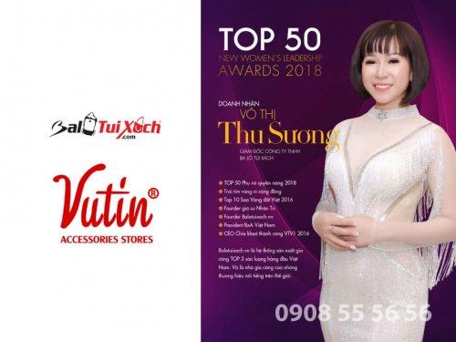 Founder Hệ thống BaloTuiXach vào top 50 phụ nữ quyền năng 2018, 436, Huyền Nguyễn, Balo túi xách, 06/08/2019 17:19:39