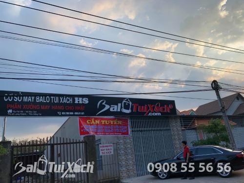Hệ thống BaloTuiXach khai trương phân xưởng may hàng cho Nhật, 462, Huyền Nguyễn, Balo túi xách, 26/02/2019 12:27:17