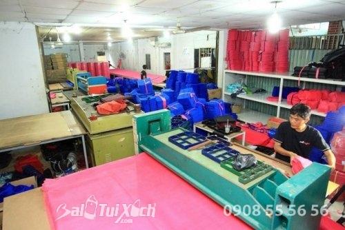 Video - Hệ thống phân xưởng 5 của Cty TNHH Ba Lô Túi Xách (balotuixach.com), 278, Nguyễn Long, Balo túi xách, 06/09/2018 13:52:00