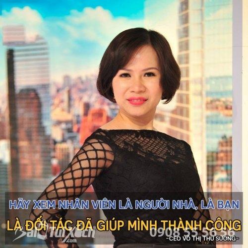 Phỏng vấn Doanh nhân Võ Thị Thu Sương, 304, Nguyễn Long, Balo túi xách, 06/08/2019 14:11:23
